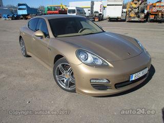 Porsche Panamera 3.0 184kW